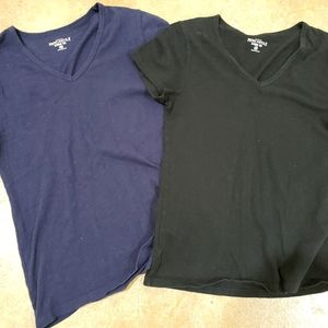 JCrew Mercantile Studio Tees